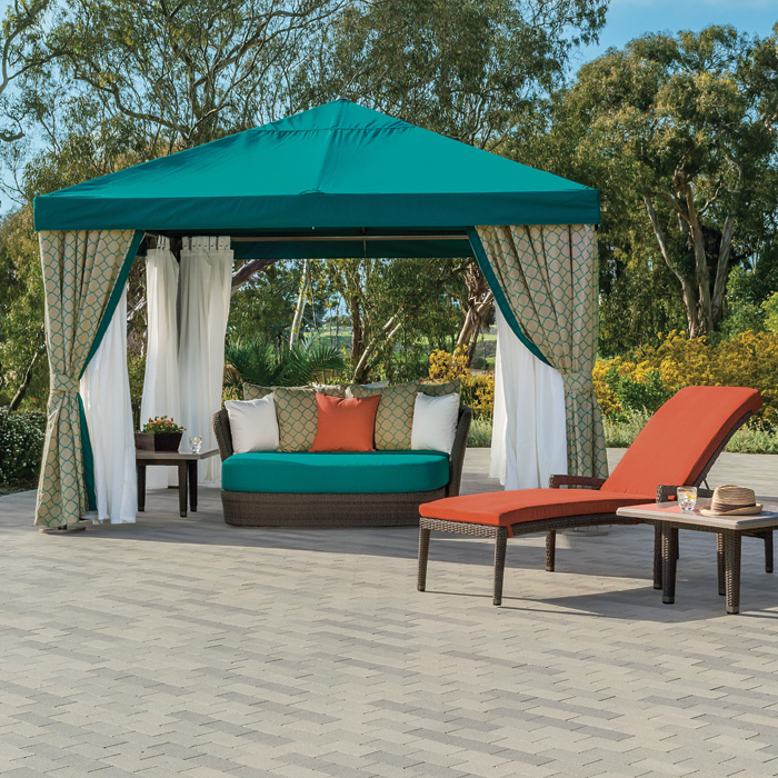 Umbrellas Amp Cushions Patio World