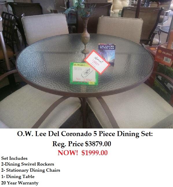 OW Lee Del Coronado Closeout