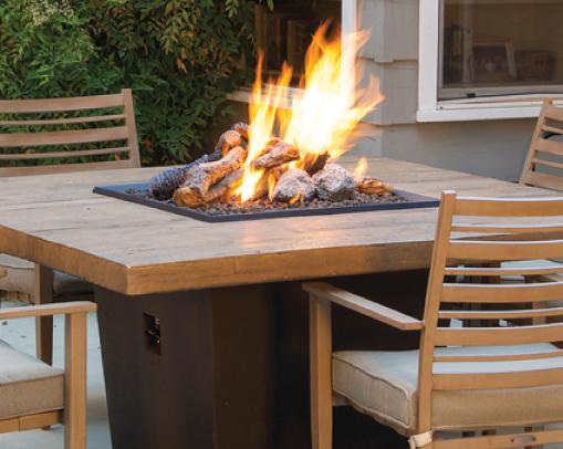 Delightful Fireside U0026 Fire Pits